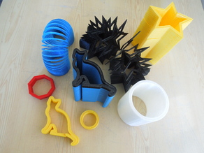 Customizable Slinky