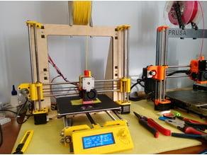 MK2 Clone r1 - Prusa i3 style complete 3D Printer