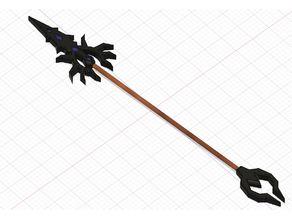 Voltaic Spear (Guild Wars Skin)