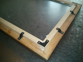 Picture Frame Bracket