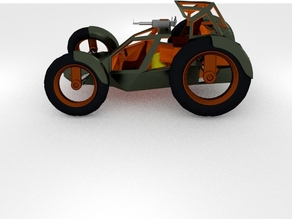 Assault buggy