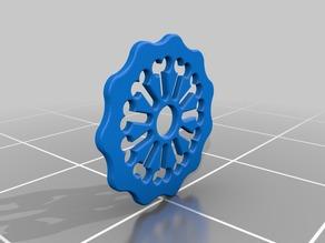 Fidget spinner (kinky)