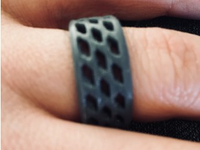 Breathable Ring