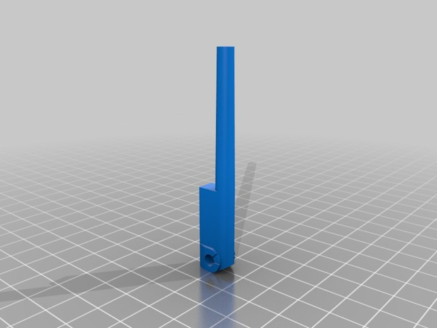 Spool Holder for IKEA Sewing Machine by dcreel Thingiverse Adorable Sewing Machine Replacement Parts