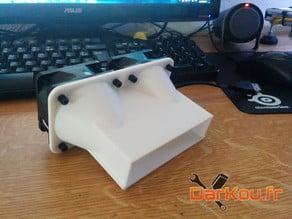 Freebox revolution Fan duct