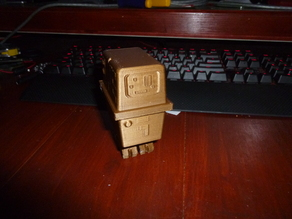 Gonk GNK Power Droid Sectioned