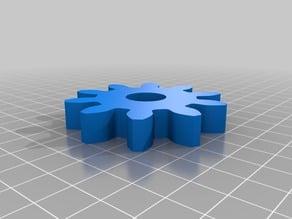 Zahnrad-Projekt Fusion360