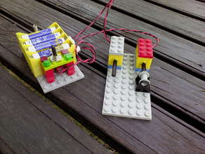 LEGO Micro motor