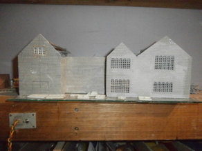SCALEPRINT WINDOW SET MANOR HOUSE 00/HO PART1