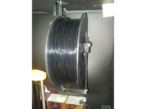 Ender2 Spool Holder & Filament Guide