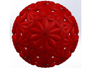 A decorative ball
