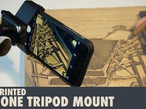 iPhone Tripod Clip