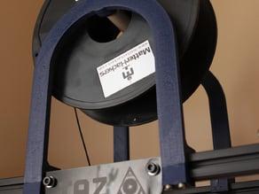Lulzbot TAZ 3 / 4 Filament Stand
