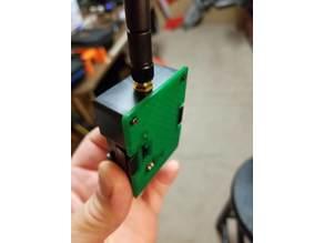 Flysky underground FPV Nirvana flush module cover R9M XJT