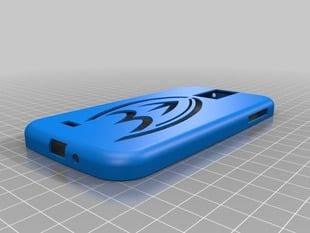Anaheim Ducks Galaxy S4 Phone Case