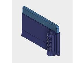 iPad mini case with handle