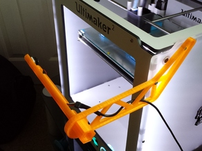Ultimaker 2 Small Camera Mount