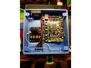 MKS Control Board (Base and Gen L) plus MosFet Box + LCD Enclosure