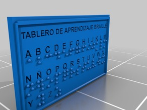 Braille Board