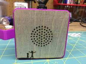 Mini Speaker Box