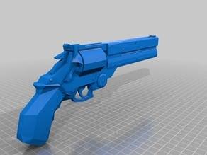 Tri-Shot Revolver