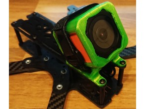 Runcam 3s Mount for TBS Source One 30 and 35 degree