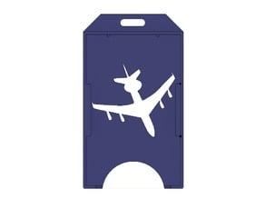 AWACS Badge Holder