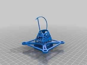 "3D Printable Mini Brushed Drone ""Gamma"""