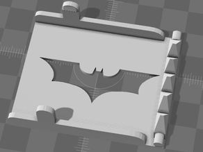 Belt buckle - Batman style