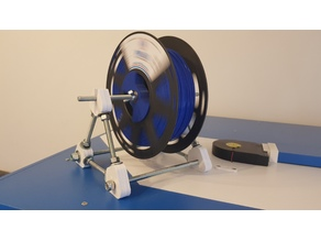 Scalable Spool Holder