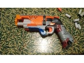 7 shot cylinder for half darts (hammershot)