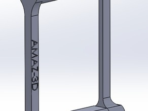 Spool holder - Frame thickness: 17mm