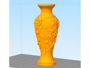 Vase of Peony Pattern