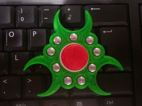 BioHaz Spinner V2