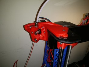 B'Struder base plate for Anet A8