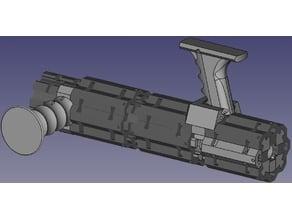 Sectional Rocket Launcher - 50mm