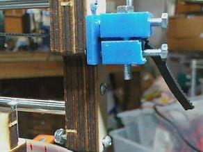 gt2 belt tensioner for printrbot jr v2