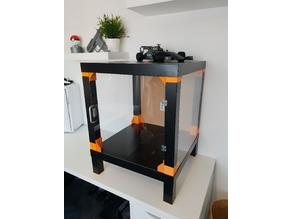 Prusa 3D printer Enclosure (Ikea)