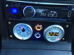 Miata Gauge Panel V3 + V4