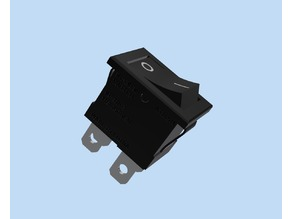Model - RF-1003 (Rocker Switch)