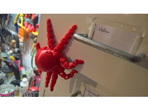 Magnetic Cute Mini Octopus