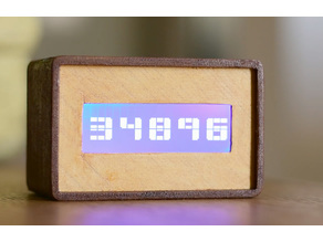 YouTube Subscriber Counter with 20x4 LCD and ESP8266