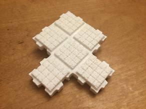 Interlocking Square Terrain Tile