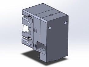 E3Dv6 extruder mod_7 Anet A8