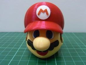 Super Mario Part 1 (Head)