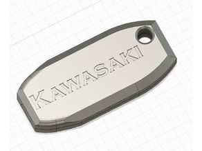 Key extension for Kawasaki Z900 and Z1000
