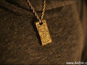 FFF Necklace
