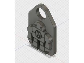 key ring - robo maker fair