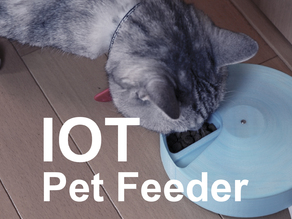 IoT Pet Feeder