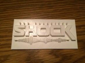 San Francisco Shock Logo - Overwatch League Team